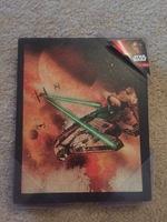 Star Wars 8x10 canvas