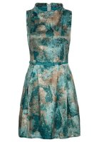 Louche London Hensley Tree Dress