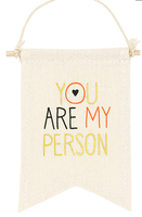 You are my Person Mini Banner