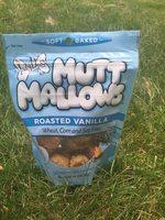Mutt Mallows Roasted Vanilla Treats