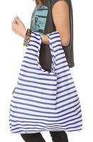 Baggu Reusable Bag in Sailor Stripe