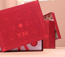 June 2016 Tony Awards Glossybox (box only)