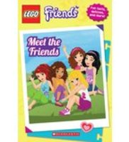Lego Friends - Meet the Friends
