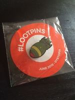 Dystopia Loot Crate Pin