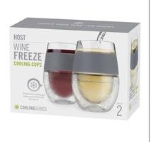 Host Wine Freeze Cooling Glasses