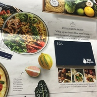 $25 off a Blue Apron Box