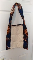 Kitenge Tote by Wildlufe Works, Kenya