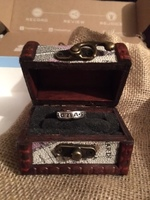 Sir Francis Drake's Lost Ring/Treasure Chest EXCLUSIVE
