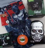 Loot Crate - Entire June Box