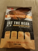 Grizzly protein chocolate peanut butter
