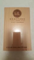 Hamptons Lane Cedar Grilling Planks