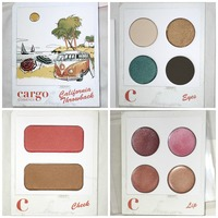 Cargo California Throwback Makeup Palette 3-in-1 Magnetic