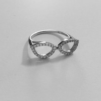 Diamint Cat's Eye Sunglasses Ring