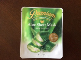 Missha Aloe Sheet Mask