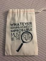 Sherlock pouch