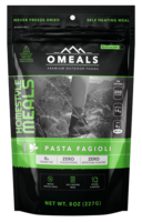 Omeals Outdoor Self-cooking meal - Pasta Fagioli