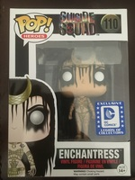 EXCLUSIVE Funko POP! vinyl figure - Suicide Squad #110 - Enchantress