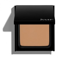 Julep so radiant diamond powder bronzer in light golden bronze