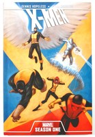 X-Men Season One Hardcover Book