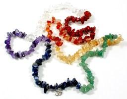Gemstone Chakra Necklace