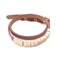 "Bridget ""Tenacious"" Wrap Bracelet"