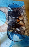 Shady Cat Beach Towel - Cat Lady Box Exclusive