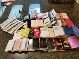 HUGE Lot Perfume sample