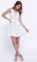 Zipped Up Dress - Medium