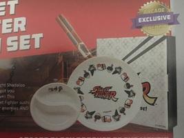 Street Fighter sushi set