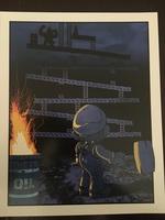 Nintendo Mario & Donkey Kong print