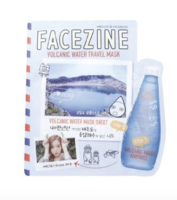 Facezine Volcanic Water Travel Sheet Mask