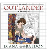 The Outlander- Official Adult Coloring Book