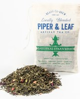 Piper & Leaf Sassyfrass Strawberry Green Tea