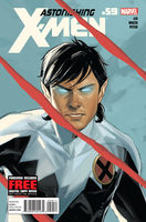 Astonishing x-men comic