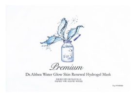 Dr. Althea Water Glow Skin Renewal Hydrogel Mask