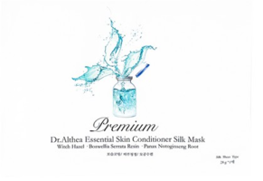 Dr. Althea Essential Skin Conditioner Silk Mask