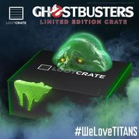 Loot Crate Limited Ghostbusters Limited Edition Box