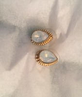 Margaux Opal Earrings Bijoux Box