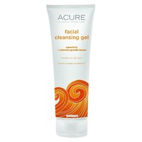 Acure Facial Cleansing Gel combo to oily skin