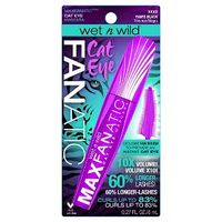 Wet n Wild Max Fanatic Cat Eye Mascara in Black Cat