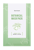 Bonvivant Botanical Pure Mask Pack: Collagen + Olive
