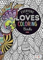 Everyone Loves Coloring: Birds
