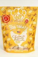 bff Bones Dog Treats Chicken & Biscuits Medley