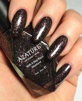 Azature Black Diamond Nail Lacquer