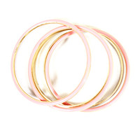 Katelynn Bangle Bracelet Set