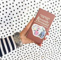 Handbook for the Recently Deceased (Beetlejuice) iPhone 6 case