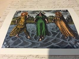 Lady alchemy print