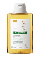 Klorane Camomile Extract Shampoo for Blonde Hair