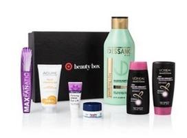 Target Fresh & Fabulous July 2016 Box