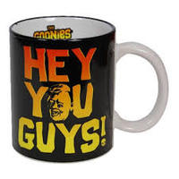 Goonies Hey You Guys! mug